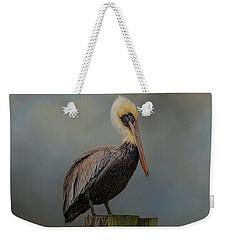 Pelican's Perch Weekender Tote Bag