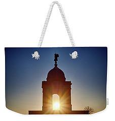 Pennsylvania State Monument Weekender Tote Bag