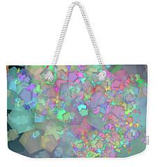 Pentagon Complex Weekender Tote Bag