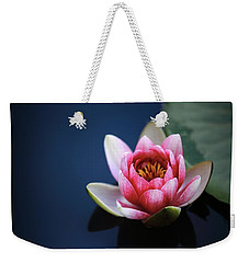 Perfect Lotus Weekender Tote Bag