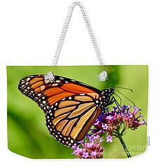 Perfect Monarch Weekender Tote Bag