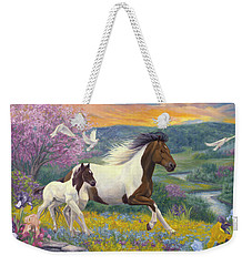 Perfect Spring Day Weekender Tote Bag