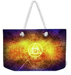 Philosopher's Stone Weekender Tote Bag