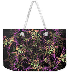 Phoenix Remix Weekender Tote Bag