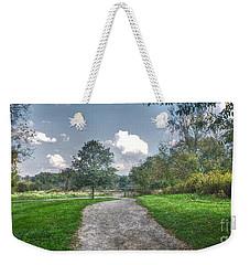 Pickerington Ponds Walkway Weekender Tote Bag