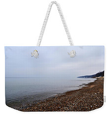 Pier Cove With Stoney Beach 1.0 Weekender Tote Bag