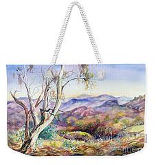 Pilbara, Hamersley Range, Western Australia. Weekender Tote Bag