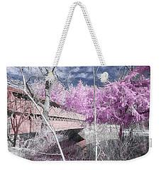 Pink Sachs Weekender Tote Bag