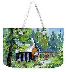 Pioneer Union Church Weekender Tote Bag