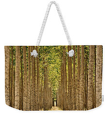 Poplars In Boardman Weekender Tote Bag