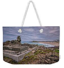 Porthmeor Beach January View Weekender Tote Bag