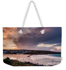 Porthmeor In The Sky Weekender Tote Bag
