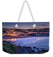 Porthmeor - Long Exposure Weekender Tote Bag