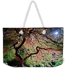 Weekender Tote Bag featuring the photograph Portland's Little Giant by Rospotte Photography