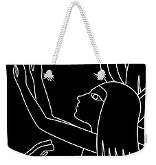 Weekender Tote Bag featuring the photograph Prayer To The Gods by Sue Harper