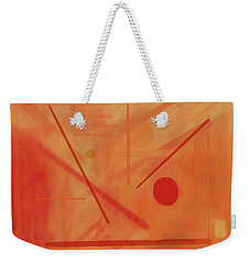 Prepare To Conduct The Orchestra Weekender Tote Bag