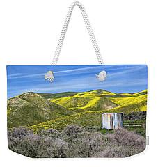 Pretty In Patina Weekender Tote Bag
