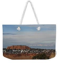 Pride Mountain Weekender Tote Bag