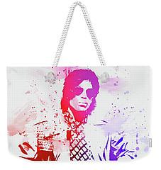 Prince Weekender Tote Bag