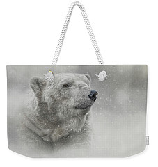 Prince Of The North Pole Weekender Tote Bag