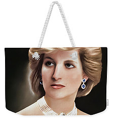 Princess Diana Weekender Tote Bag