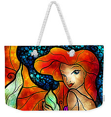 Princess Of The Seas Weekender Tote Bag