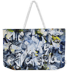 Privacy Weekender Tote Bag