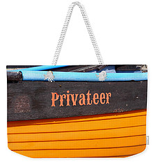 Privateer Weekender Tote Bag