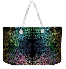 Projection Weekender Tote Bag