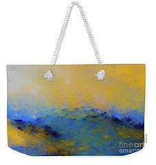 Psalm 100 4. With Thanksgiving Weekender Tote Bag