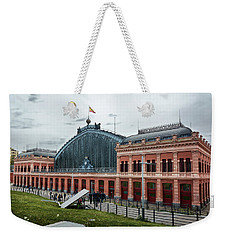 Puerta De Atocha Railway Station Weekender Tote Bag