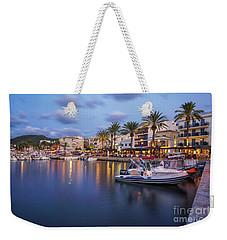 Puerto De Andratx Weekender Tote Bag