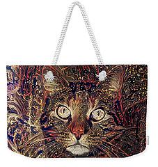 Mystic In Paisley Weekender Tote Bag