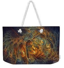 Quantum Beasties Weekender Tote Bag