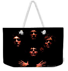 Queen Weekender Tote Bag