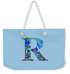 R 2019 Collection Weekender Tote Bag