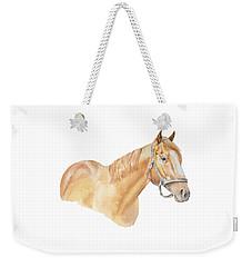 Racehorse Weekender Tote Bag