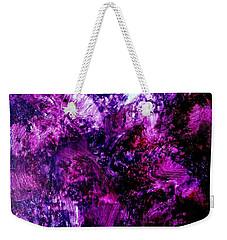 Rage -  Purple Thunder Weekender Tote Bag