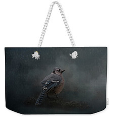 Rainy Day Blues  Weekender Tote Bag