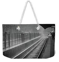 Rainy Days And Metro Weekender Tote Bag