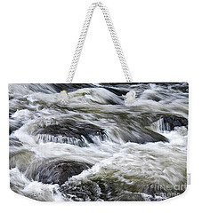 Rapids At Satans Kingdom Weekender Tote Bag