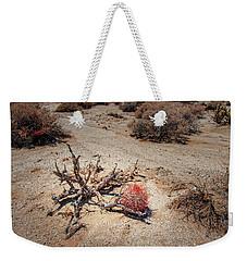 Red Barrel Cactus Weekender Tote Bag
