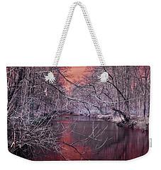 Red Creek Weekender Tote Bag