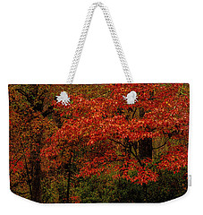 Red Oaks And Dogwoods Weekender Tote Bag