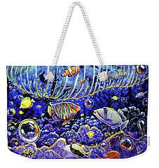 Reef Break Weekender Tote Bag