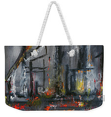 Remains Weekender Tote Bag