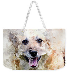 Remember The Four-legged Smile Weekender Tote Bag