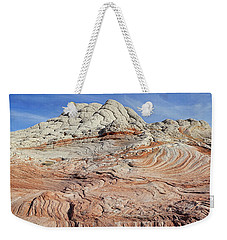 Weekender Tote Bag featuring the photograph Remnants Of A Distant Past by Theo O'Connor