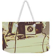 Revisited Weekender Tote Bag