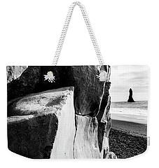 Reynisfjara Beach #1 Weekender Tote Bag